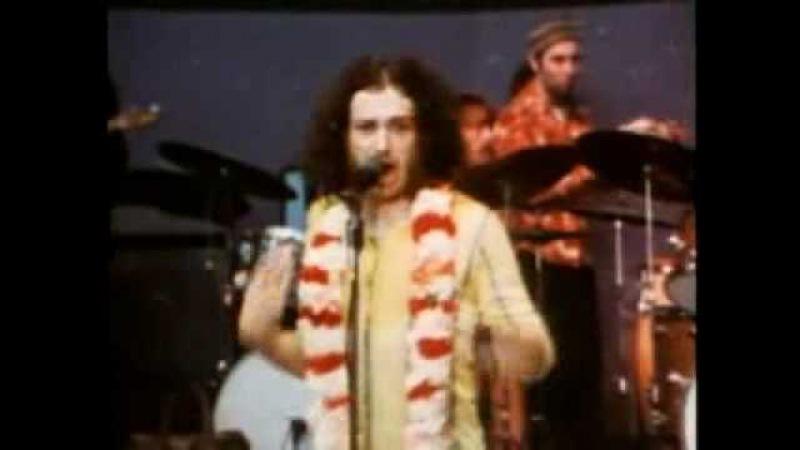 Joe Cocker The Letter in live 1970 MAD DOGS ENGLISHMEN