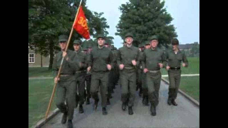 Military Cadences USMC 1 2 3 4 I Love The Marine Corps.wmv