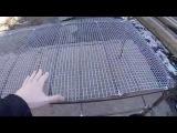 Сборка брудера для цыплят, перепелов своими руками ВИДЕО на 500 циплят - ZOLOTYERUKI
