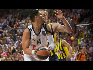 Final Four Highlights: Real Madrid-Fenerbahce Ulker Istanbul