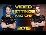 CS:GO - NiP GeT_RiGhT и f0rest настройки 2015 (видео и конфиг)