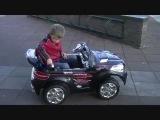 Тест-драйв детского электромобиля БРИГАДА КАР!