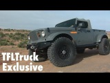 Wahoo! We drive the Legendary Jeep Nukiser Pickup off-road in Moab