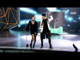 Танцы на ТНТ (выпуск 18): Виталий Савченко и Екатерина Решетникова