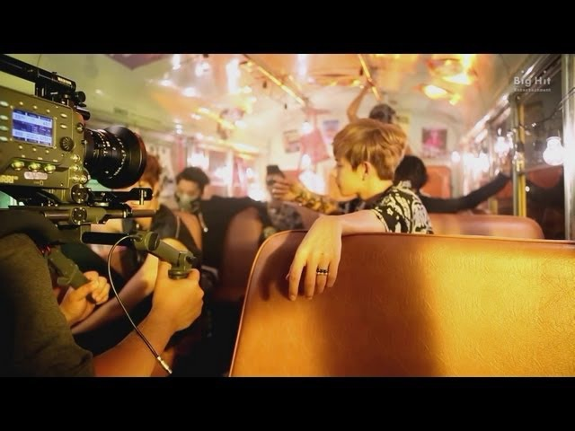 방탄소년단 No More Dream (Bus scene long take ver.)