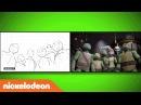 Teenage Mutant Ninja Turtles | 'Annihilation: Earth!' from Sketch to Screen| Nick