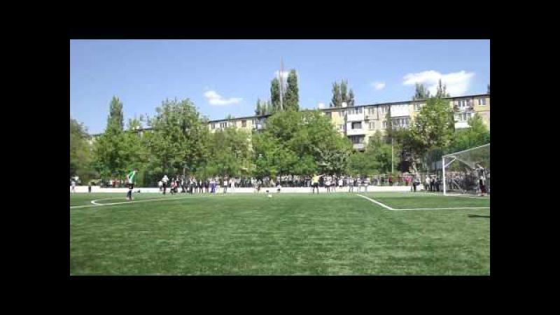 Финал ФЛШК ОШ № 72 - ОШ № 50 (серия пенальти)