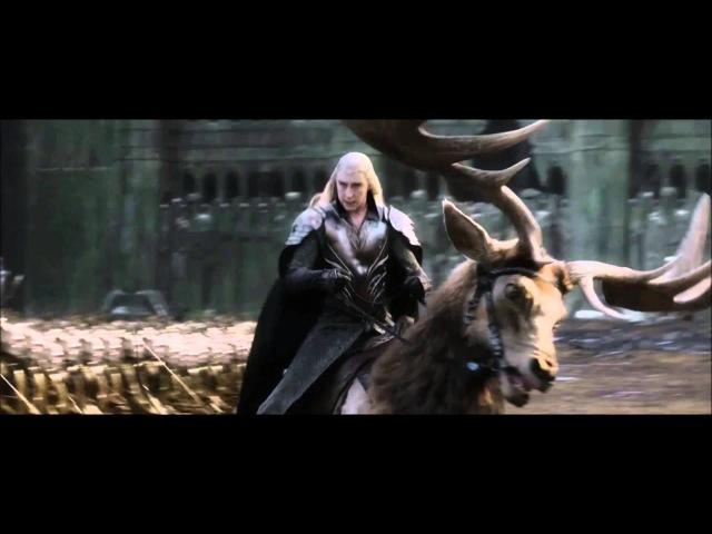 The Hobbit: The Battle of the Five Armies Extended Edition: Dwarves VS Elves