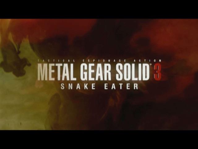 Metal Gear Solid 3 HD - Snake Eater