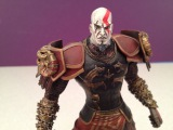 GOD OF WAR II - KRATOS WITH ARES ARMOR - NECA VIDEO TOY REVIEW