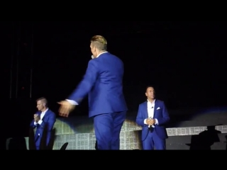 Bsb - backstreet boys in a world like this tour live in hong kong