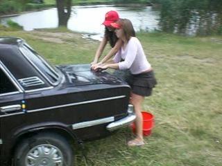 2008 Car wash LOL :D Vilshana Nostalgie