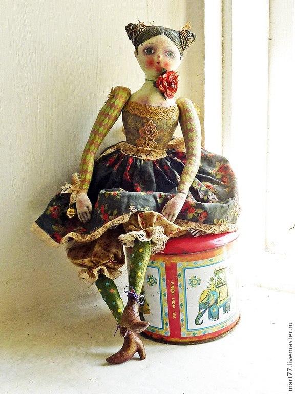 красивые куклы Ольги Март