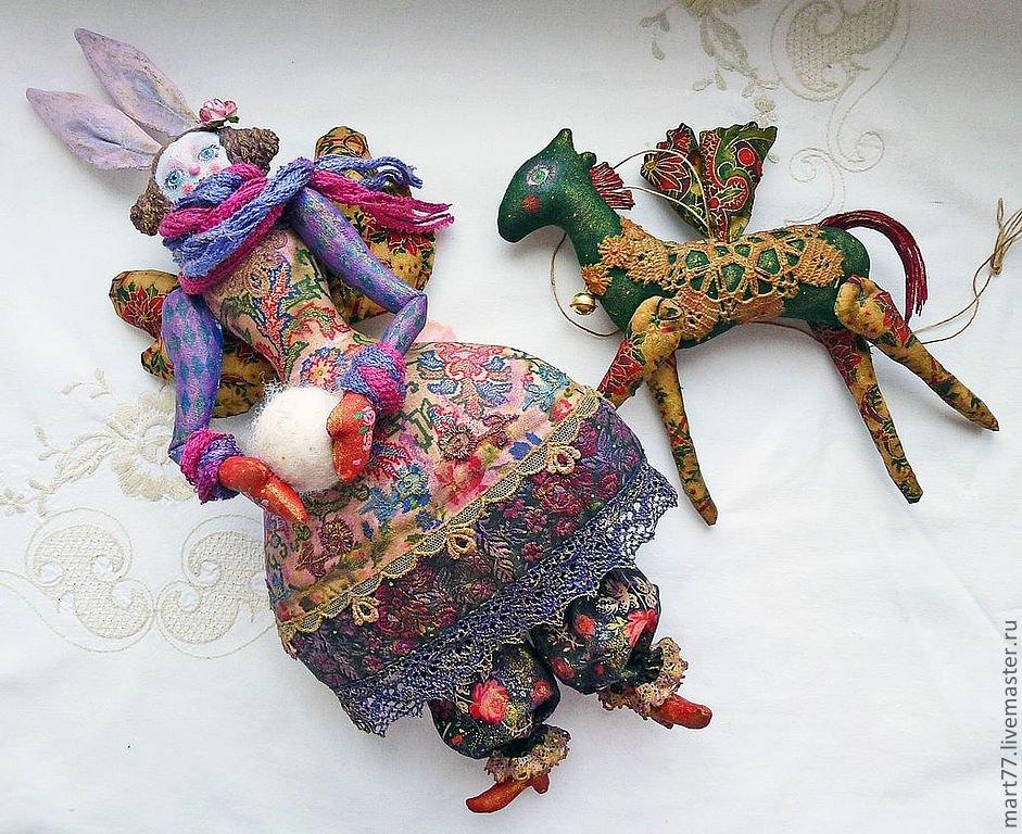 folk dolls