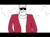 Граф Гагарин - клип на песню Мой верный друг