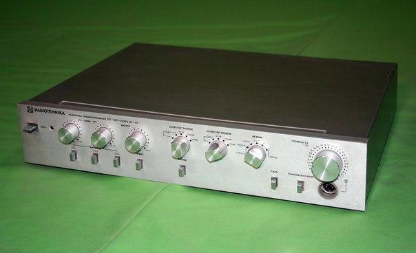Radiotehnika УП-001.