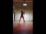 Exotic Pole Dance - Елена Шталинская