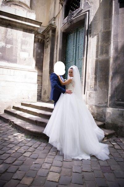 "Продам весільну сукню з салону""Едем""Стан"