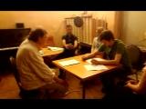 06. 08. 2015 Разбор и читка пьесы