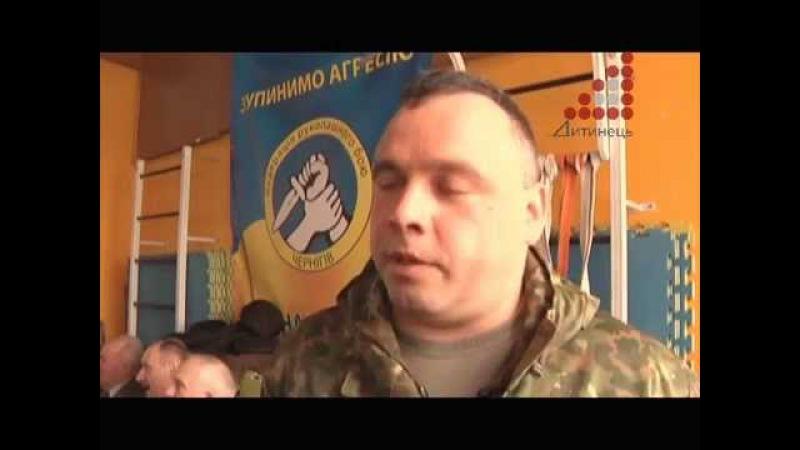 Загиблих бійців спецбатальйону Чернігів вшанували турніром з самбо