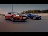 DT Test Drive  BMW M6 F13 (stock vs tuned)