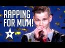 Million Questions Patrick Jørgensen Rap For His Mum By Norwegian Rapper Got Talent Global
