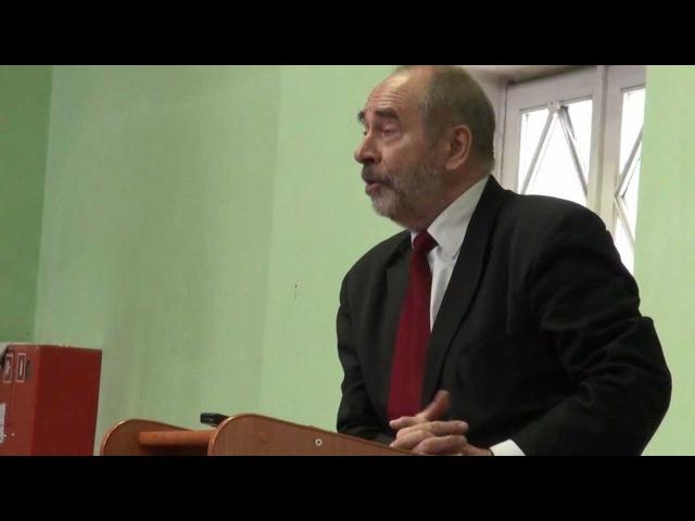 М.В.Попов. Революция и контрреволюция (Часть вторая)