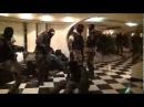 танец спецназа перед захватом the seizure by Russian special forces