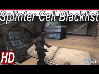 Splinter Cell Blacklist Spies VS Mercs Tips and Tricks / Walkthrough Video【HD】