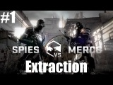 Splinter Cell Blacklist - Multiplayer - Spies VS Mercs - Extraction Match #1