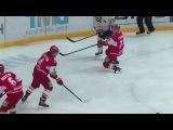 КХЛ (Континентальная хоккейная лига) Хайлайты 2013 2014 25.01.2014 / Спартак - СКА 1:5 25.01