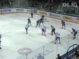 КХЛ (Континентальная хоккейная лига) Хайлайты 2013 2014 Амур - Нефтехимик 5:4ШБ 25.01