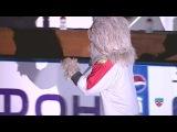 КХЛ (Континентальная хоккейная лига) Хайлайты 2013 2014 25.01.2014 / Металлург Новокузнецк - Трактор 2:3 ШБ 25.01