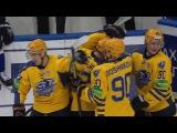 КХЛ (Континентальная хоккейная лига) Хайлайты 2013 2014 25.01.2014 / Динамо Минск - Атлант 1:7 25.01