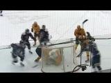 КХЛ (Континентальная хоккейная лига) Хайлайты 2012 2013 Торпедо - Атлант 3:5  25.01