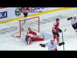 КХЛ (Континентальная хоккейная лига) Хайлайты 2013 2014 25.01.2014 / Донбасс - Северсталь 2:3 26.01