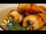 Фаршированные кальмары с орехово-сырной начинкой - Все буде добре - Выпуск 578 - 07.04.15