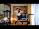 こずえ メグメグ☆ファイアーエンドレスナイトを踊ってみた