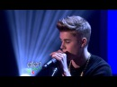 Justin Bieber - As Long As You Love Me (Live on Ellen Degeneres Show 2012)