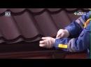 Монтаж металлочерепицы видео инструкция
