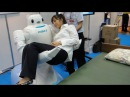 RIBA II Care Support Robot For Lifting Patients DigInfo
