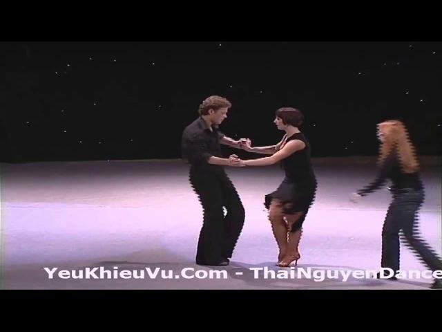 Бальные Танцы Самба Уроки по Латине Онлайн Анна Безикова