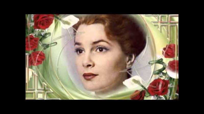 Святая гордая красивая Элине Быстрицкой 85