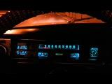 Ленточная приборная панель ГАЗ 24 (первая серия)