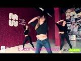 MYCLASS: Neon Jungle - Braveheart (Radio Version) choreography by Julia Miroshnichenko - DCM