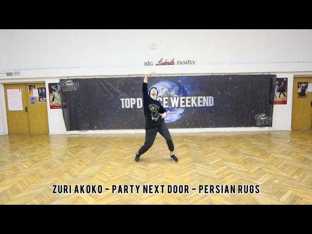 Zuri Akoko Persian Rugs I Maniek I Top Dance Weekend