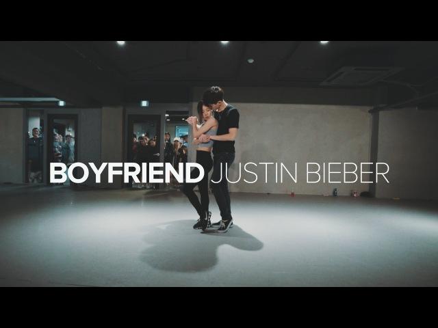 Boyfriend - Justin Bieber / Bongyoung Park Choreography