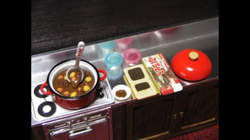 RE MENT collection 2 Kitchen Utensils Fake Food