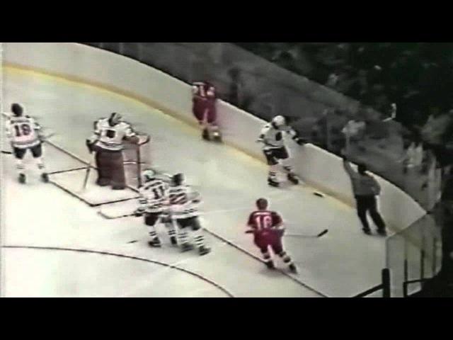 Кубок Вызова-1979 СССР-Канада (2 игра)