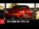 2015 BMW M4   Sick Burnouts   Vossen Forged VPS-310 (4K)